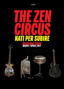 The Zen Circus Busking Tour
