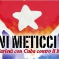 Sabato 3 novembre (dalle 15) all'Obihall di Firenze. Suoni Meticci Live. Con il leader Nomadi, Sud Sound System, Banda Bassotti, Mama Marjas, Malasuerte Fi Sud e tanti altri ospiti.