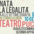 Giovedì 10 gennaio dalle ore 21. Serata dedicata alle vittime della mafia. Sul palco Ragazzi Scimmia, Secondo Appartamento, Francesco Cofone, Pierfrancesco Bigazzi, Cecco e Cipo. Ingresso gratuito.