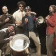 Lavoro ritmico e poetico nato dall'incontro tra il cantautore livornese e la brass band l'Orchestrino. In studio anche il polistrumentista Mauro Refosco (Atoms for Peace) e il produttore Pat Dillett....