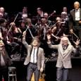 Mercoledì 30 ottobre (ore 18). La storica band presenta il nuovo, doppio, album, registrato con l'orchestra. Mozart, Verdi, Saint Saens, Prokofiev, Rossini, Dvorak… Interpretati con piglio prog-rock.