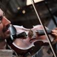 Mercoledì 2 aprile, ExWide, Pisa. Dopo un acclamato progetto solistico, il violinista jazz ritrova il suo formidabile combo. Con Dimitri Grechi Espinoza, Andrea Melani e Giovanni Maier.