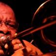 Domenica 30 marzo, Vicchio di Mugello. Il trombonista lanciato da James Brown a capo della band The New JBs. Aprono i toscani Elefunk e Sex Fm. Giotto Jazz Festival 2014.