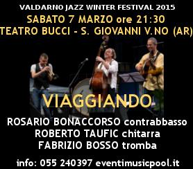 Viaggiando Valdarno Jazz Festival