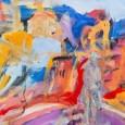 """Sabato 7 marzo, Centrum SSSL, Pontedera (Pisa). Inaugurazione della mostra """"Paesaggi Istriani e Momenti Parigini"""" di Mira Ličen Krmpotić. Ospite la band portoghese La Brigada 14 de Janeiro."""