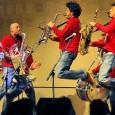 Sabato 2 maggio, Teatro Guglielmi, Massa. Più soul ed essenziali. La marching band di Dario Cecchini. In versione evoluta. Con la voce più black della musica italiana. Primavera Jazz 2015