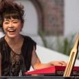 Giovedì 2 luglio, Teatro Romano, Fiesole. Lanciata da Chick Corea a 17 anni. Una lunga scia di best-seller. La pianista giapponese a capo del suo Project Trio. Improvvisazione, classica, pop.