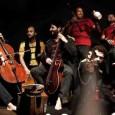 Mercoledì 27 luglio, Piazza Trieste, Pontedera (Pisa). L'eclettica band pugliese festeggia i primi dieci anni. Tradizione e sonorità in mutamento. Musicastrada. Ingresso libero