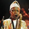Domenica 13 novembre, S. Giuliano Terme, Pisa. Mezzo secolo di carriera nel segno dell'afrofunk e dell'afrobeat. Il musicista nigeriano incontra la psichedelica degli Heliocentrics. Pisa Jazz